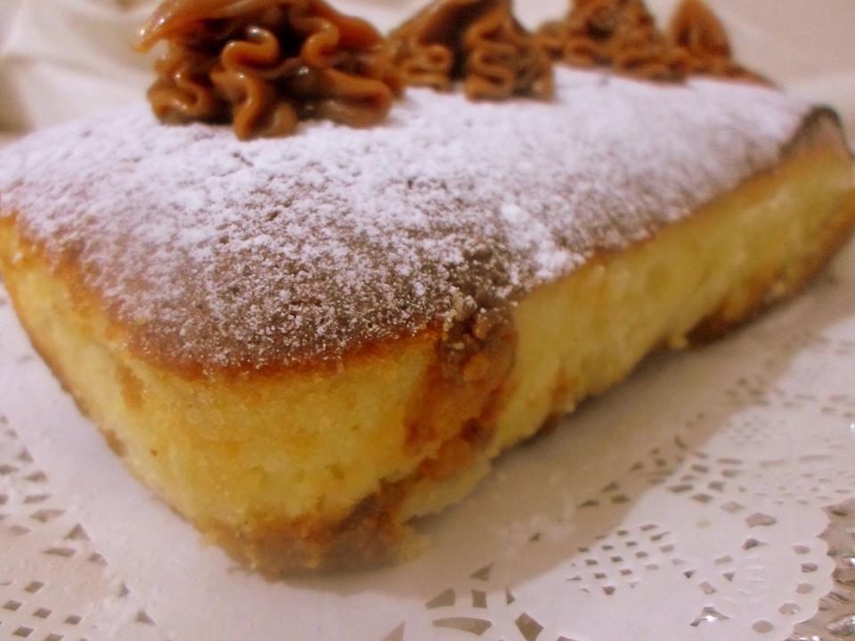 עוגת שמנת וריבת חלב / הילה רשתי