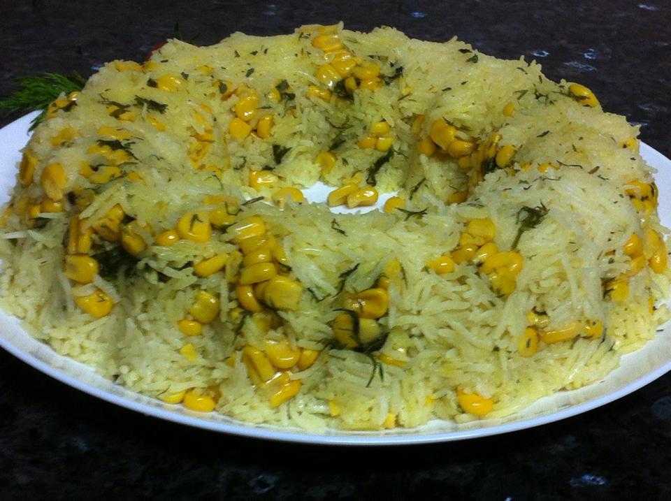 אורז עם תירס | ליאת קאדר