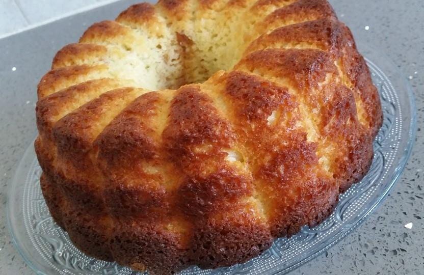 עוגת לוטוס בחושה וקלה להכנה
