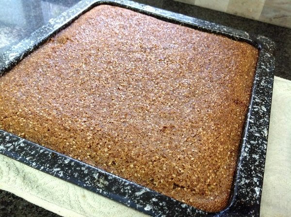 עוגת בולו טוניסאית