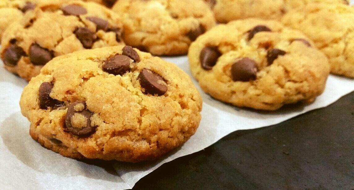 עוגיות שוקולד צ'יפס לילדים