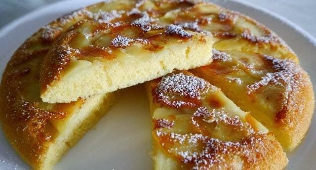 עוגת תפוחי עץ / תמי גוגו