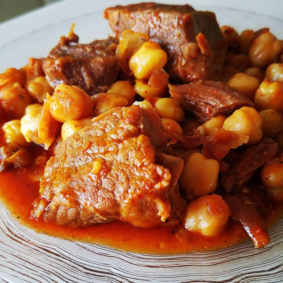 תבשיל בשר לראש השנה