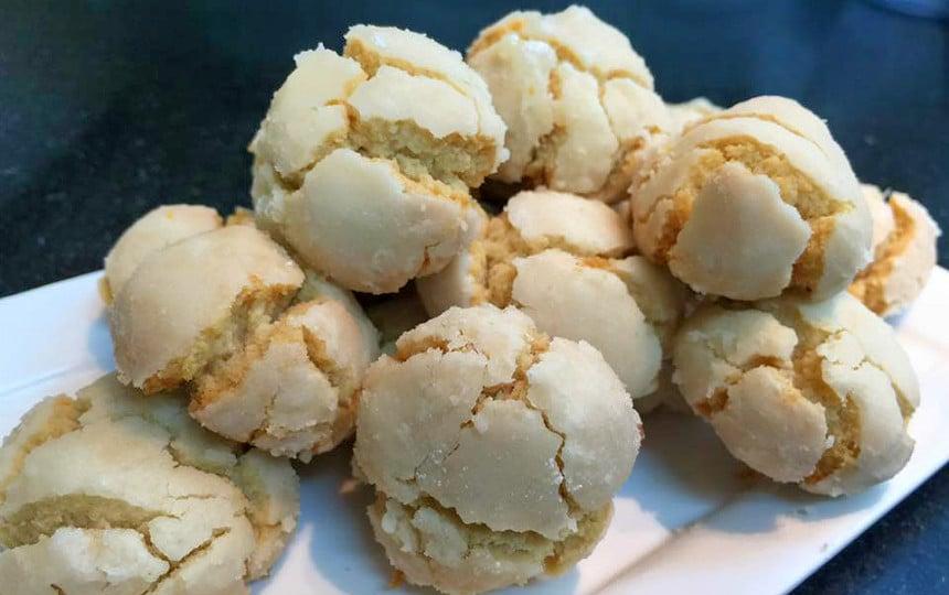 עוגיות טחינה מיוחדות | אורה ארגוב