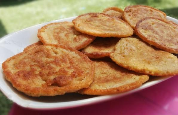 מתכון: לטקעס לפסח • לביבות קמח מצה ב-5 דקות