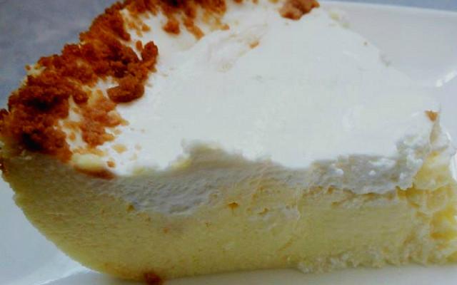 עוגת גבינה במיקרוגל