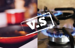 איך לבחור כיריים: גז, אינדוקציה או כיריים חשמליות