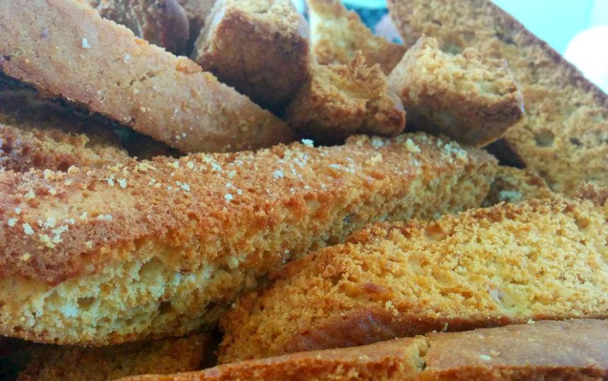 עוגיות קרוקה טוניסאיות