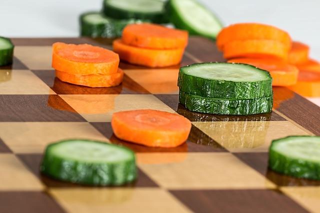 שח-מט ירקות