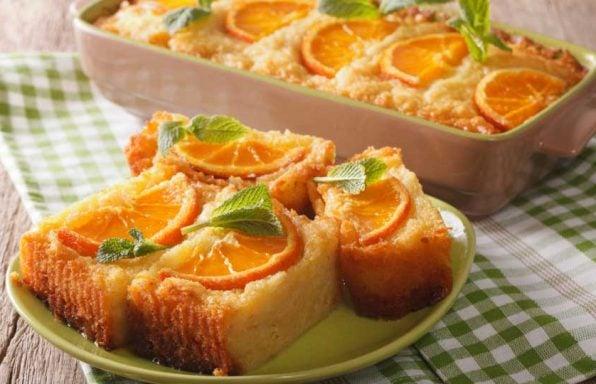 עוגת תפוזים: 9 מתכונים שונים ומעניינים