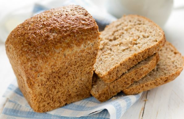 מתכון: לחם מקמח מלא 100%