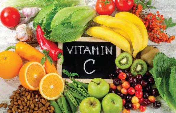 ויטמין C • רשימת מזונות מומלצים