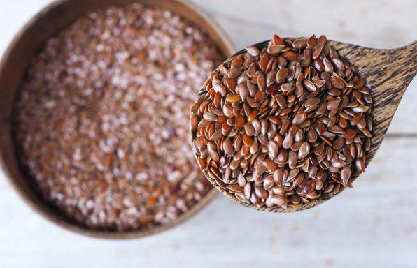 זרעי פשתן • 5 סיבות טובות לצרוך את הזרעים הבריאים הללו