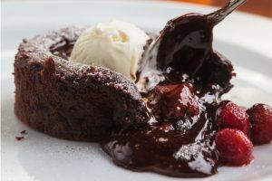 עוגת שוקולד חמה | תמונה: shutterstock