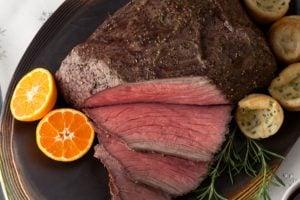 נתח סינטה בתנור | תמונה: shutterstock