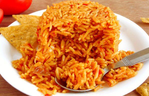 אורז אדום: מתכון בסיסי, עם עוף וגם טבית עירקי