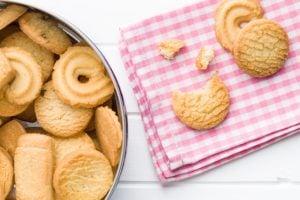 מתכוני עוגיות חמאה | תמונה: shutterstock