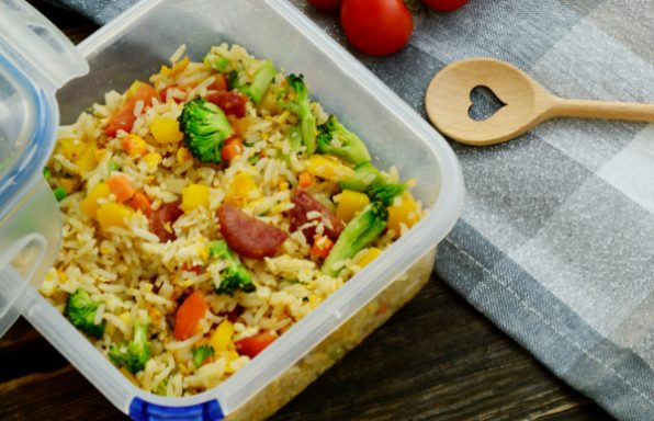 רק חימום קצר: ארוחות צהריים שאפשר לקחת לעבודה
