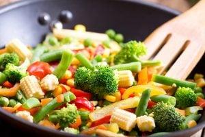 מתכוני ירקות מוקפצים | תמונה: shutterstock