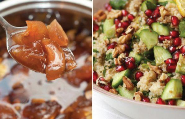מסימני החג: 3 מתכוני ראש השנה עם רימון, בשר ראש ותפוחי עץ