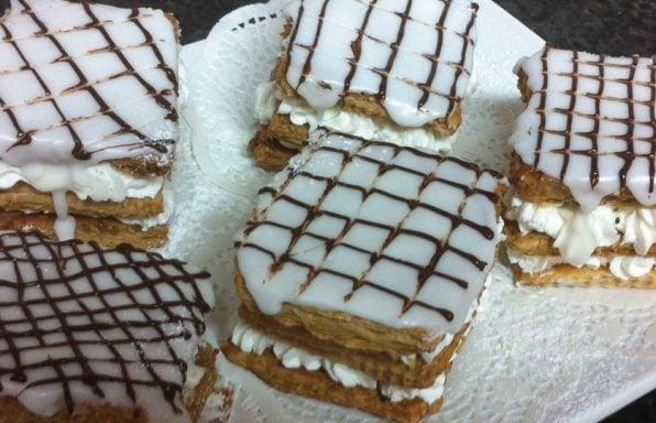 עוגת נפוליאון