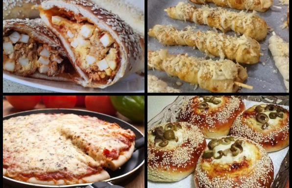 מצאנו 9 דרכים שונות להכין פיצה בבית