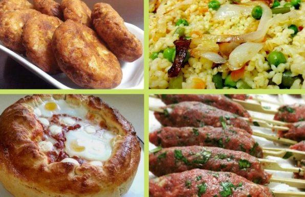 חשבנו בשבילכם: ארוחות צהריים לגיוון התפריט השבועי