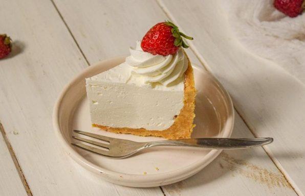 עוגת גבינה ללא סוכר (מרשימה וטעימה במיוחד)