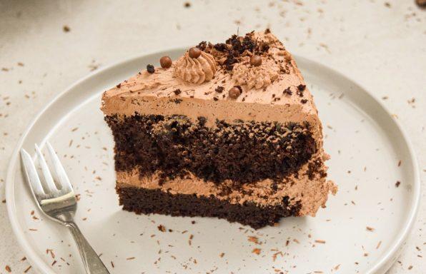 עוגת שוקולד ללא סוכר • מתכון בטוח