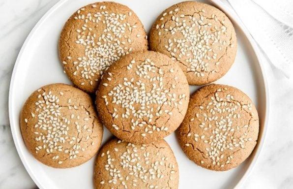 עוגיות טבעוניות: 28 מתכונים שימושיים