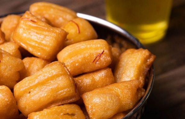 סופגניות טולומבה מיוחדות מהמטבח הטורקי