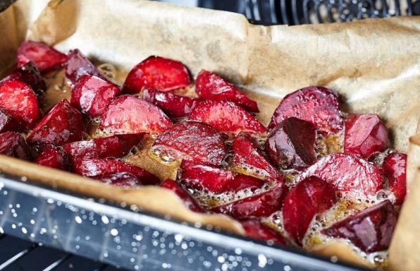 מתכון: סלק בתנור • תוספת בריאה לכל ארוחה