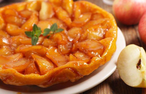 טארט טאטן • טארט תפוחים צרפתי קלאסי